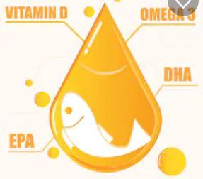 Bổ sung đồng thời DHA, EPA, Vitamin D