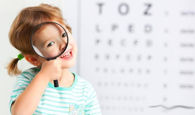 DHA giúp cải thiện thị lực ở trẻ sinh non