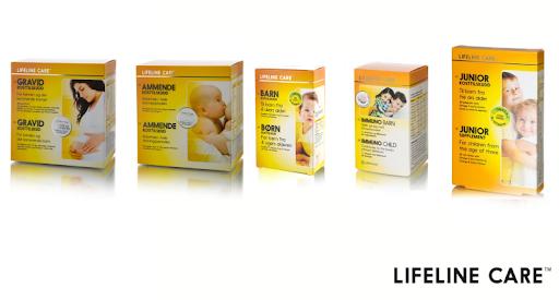Các sản phẩm của Lifeline Việt Nam