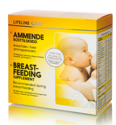 Lifeline Care Ammende - Dinh dưỡng sau sinh
